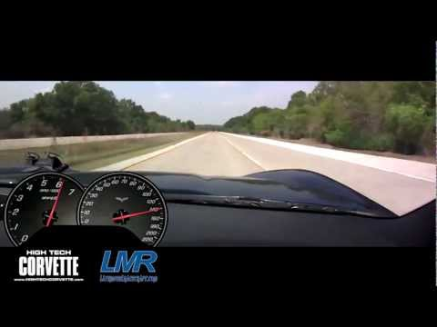 Z06 Corvette - 544rwhp - Slayer package - Chasecam view