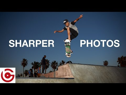 Learn 3 Ways To To Get SHARP Photos