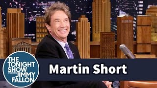 Martin Short Takes Shots at Bill O'Reilly, United Airlines and Jimmy Fallon
