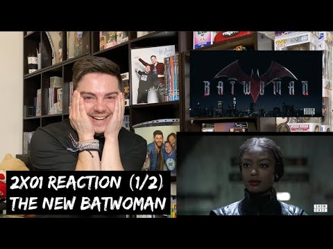BATWOMAN - 2x01 'WHAT HAPPENED TO KATE KANE?' REACTION (1/2)