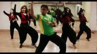 chammak challo dance by Lakshya dance unlimited.