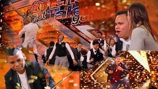 ALL GOLDEN BUZZER - The Most Emotional & Inspiring Season Of Auditions America's Got Talent