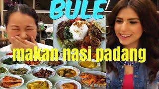 Padang food local INDONESIAN FAVORITE DISH / Makanan Bule SUKA BANYAK