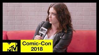 'Crazy Ex-Girlfriend' Creator Rachel Bloom on the Final Season   Comic-Con 2018   MTV