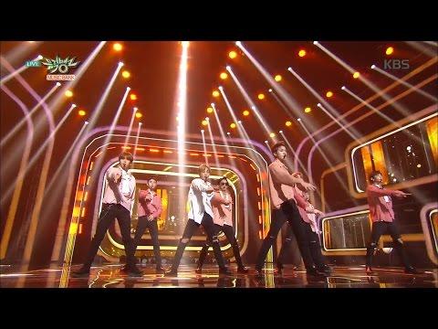 뮤직뱅크 - 엑소, 독보적 섹시매력 발산 'Louder'.20160826