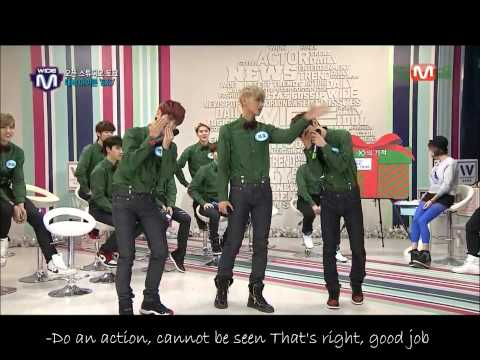 [Eng Sub] EXO MNet Open Studio Part 3