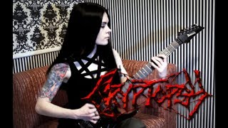 Cryptopsy - Phobophile (Guitar Cover)