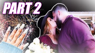 THE PROPOSAL: She said YES!!! PART 2