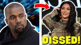 DIVORCE WARS: Kanye West DISSED Kim Kardashian; in his LATEST TWEET