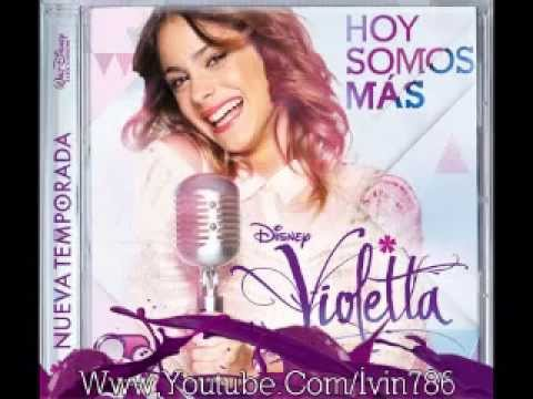 Baixar Violetta CD Hoy Somos Mas COMPLETO FULL + LINK DE DESCARGA] (360p)