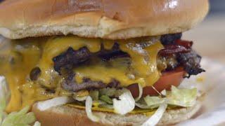 How to Make Hamburgers - Easy Homemade Burger (Recipe)