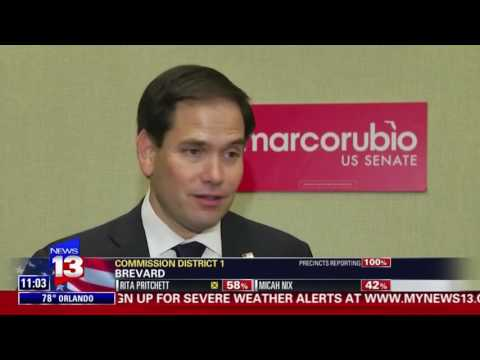 Following Primary Victory, News 13 Interviews Marco