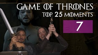 Jon Snow's Death and Resurrection: Binge Mode's 'Game of Thrones' Top 25 Moments