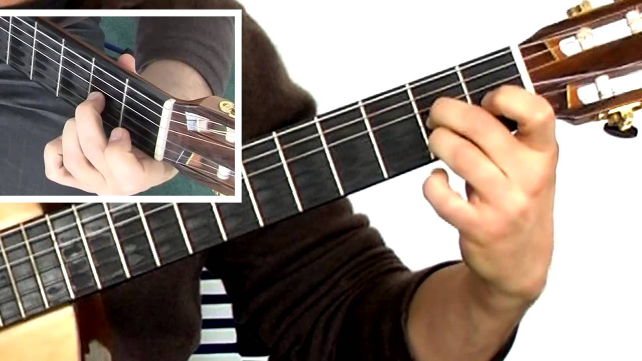 Guitar Chords Picture This