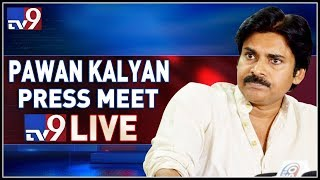 Pawan Kalyan Press Meet LIVE- AP Election Results 2019..