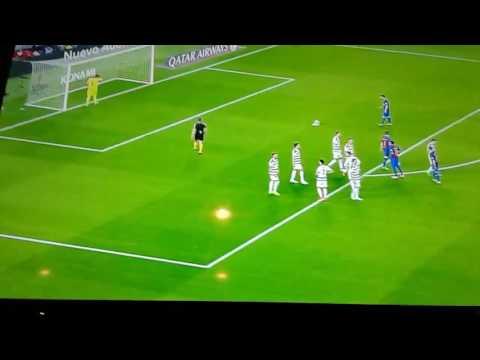 Quả penalty tranh cãi của Jordi Alba và Messi 'đáp trả' bằng cái kết rất 'FAIR PLAY'