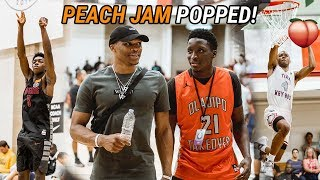 Peach Jam 2018 Was A MOVIE! Cassius Stanley, Jalen Lecque & More! FULL HIGHLIGHTS 🔥