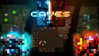 ДОШЁЛ ДО 5 ЛОКАЦИИ!!! - Caves (Roguelike)