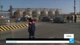 Thăm công trường xây cầu khổng lồ nối Nga với Crimée