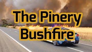 The Pinery Bushfire - A Chilling Media Recap