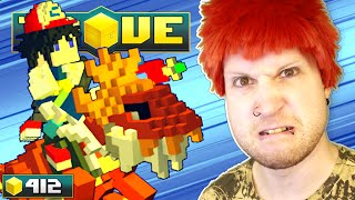 HOW STRONG IS AN 18K PR DINO TAMER IN U9!? ✪ Scythe Plays Trove #412