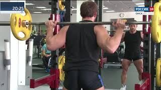 Фитнес урок 21 11 17