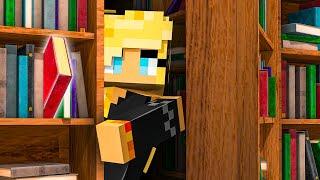 Ultra Realistic SECRET BASE Battle vs PrestonPlayz! - Minecraft