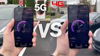 iPhone 12 REAL 5G Test! It's Not Good.