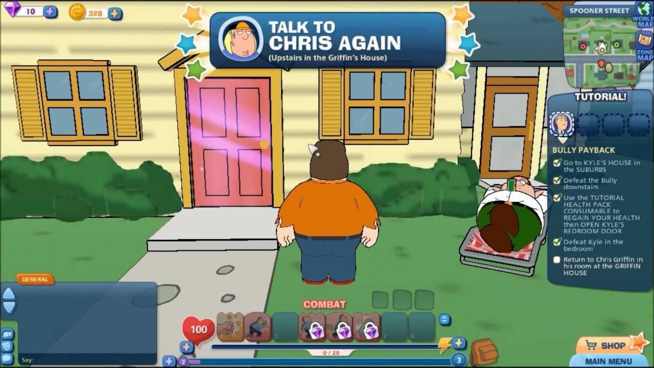 Family Guy On Line
