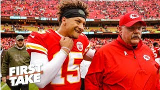 Stephen A. lays out Andy Reid's biggest mistake of 2018 season | First Take