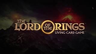 The Lord of the Rings Living Card Game - Korai Hozzáférés Trailer
