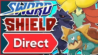 Pokémon Sword and Shield Direct Impressions and Trailer Breakdown!!