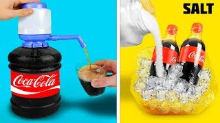 21 AWESOME PARTY HACKS