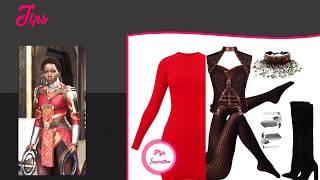 Black Panther's Dora Milaje Uniform (Style Inspiration)