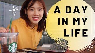 [ENG] Một ngày cuối kì của du học sinh - VLOG TIẾNG ANH ♡ MEI CHAN ♡