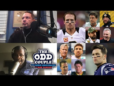 Chris Broussard & Rob Parker - Why Drew Brees is NOT a Top 10 All-Time Quarterback