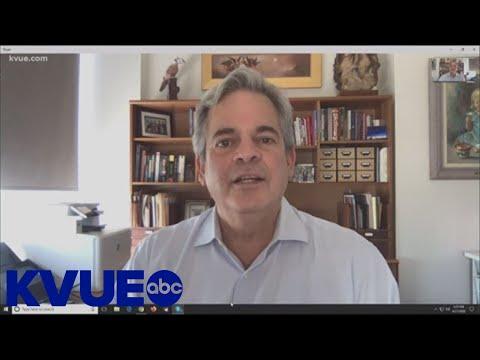 Austin Mayor Adler responds to Gov. Abbott's plan to let Texas 'stay home' order expire | KVUE