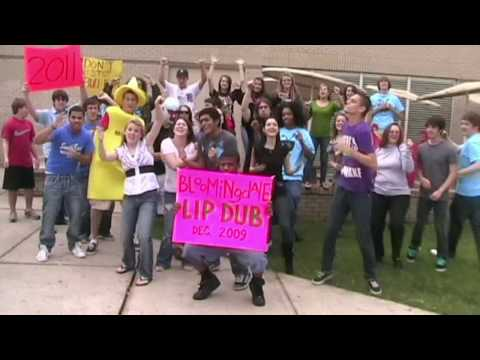 Don't Stop Believing LIPDUB Bloomingdale High School
