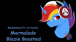 Macklemore ft. Lil Yachty - Marmalade (Bass Boosted)