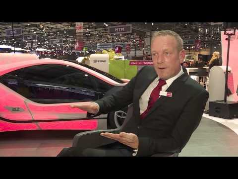 Geneva International Motor Show 2015 - The story of the 3D Printed Car | AutoMotoTV