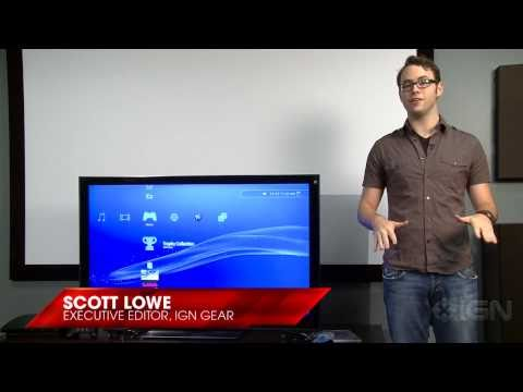 How to Set Up PS3 3D Guide - Playstation in 3D - Play and Watch