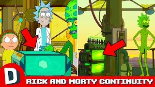 10 Times Rick and Morty Paid Incredible Attention to Continuity