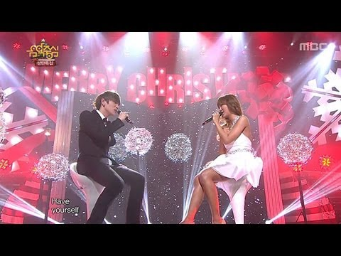 K.will, Hyo-rin - Have yourself a merry little Christmas, 케이윌, 효린