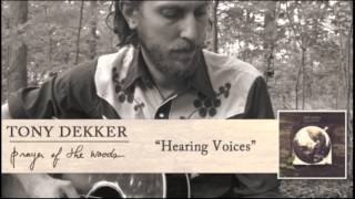 Tony Dekker - Hearing Voices [Audio]