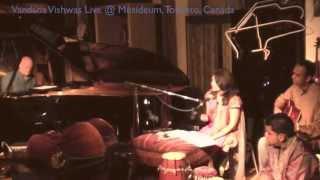 Vandana Vishwas - Dil-E-Naadaan - Live by Vandana Vishwas at Musideum, Toronto