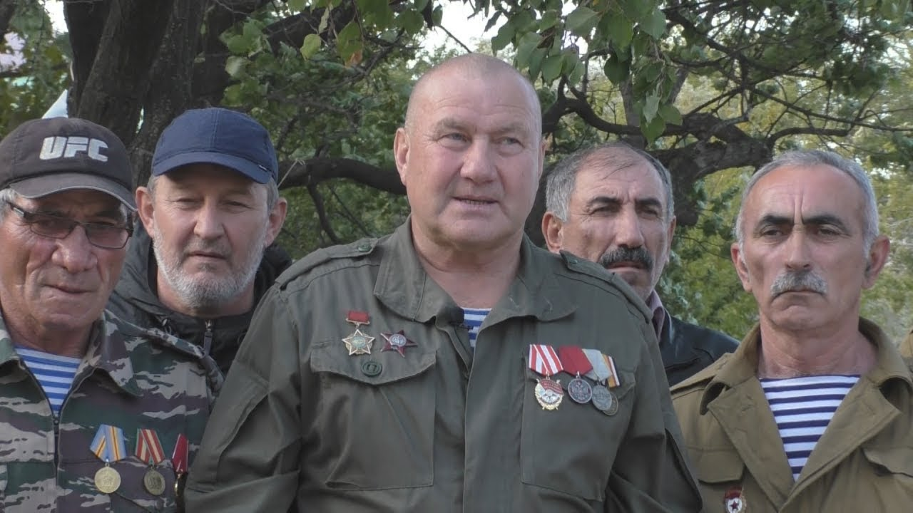 Махачкала: ветераны-афганцы обратились к Путину