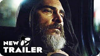 YOU WERE NEVER REALLY HERE Trailer First Look (2017) Joaquin Phoenix Movie