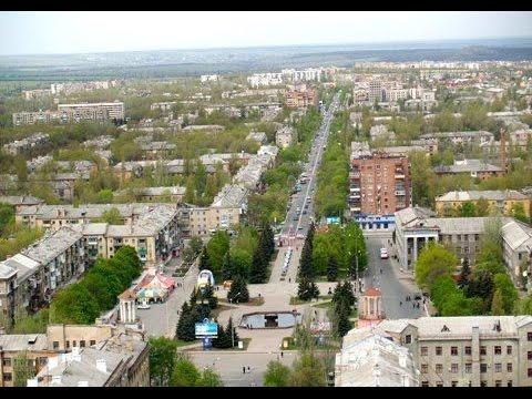 Горловка - город героев. Всем матерям посвящается