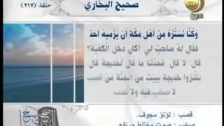 صحيح البخاري - باب ما يفعل في العمرة ما يفعل في الحج