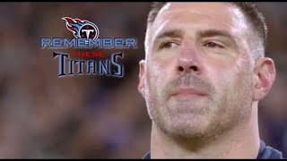 """2019 Tennessee Titans Team Yearbook """"Remember These Titans"""""""